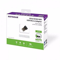 Netgear G54/n150 Wifi Micro Adaptador Usb