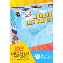 Las Aventuras Del Libro De Las Virtudes 12 Dvds