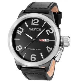 1806b6d14a3 Relógio Ea Ar1950 Verde Tecido Analógico 41mm por Olist. 4 · Relógio Magnum  Soviet Masculino Ma33399t