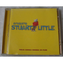 Cd O Pequeno Stuart Little Trilha Sonora Original