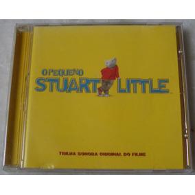 Cd O Pequeno Stuart Little Trilha Sonora Original