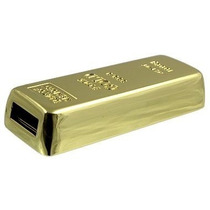 Pen Drive Barra De Ouro 8gb