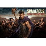 Spartacus Todas Temporadas Completa E Dublado