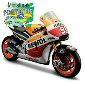 Motogp Honda 2014 Nº93 Repsol N. Marc Marque 1:18 ( Maisto )