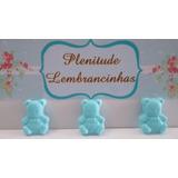 50 Lembrancinhas Ursinho Azul De Sabonete
