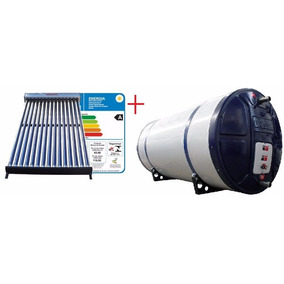 Kit Aquecedor Solar Boiler 300 Litros Coletor Vácuo 20 Tubos