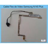 Flex De Video Netbook Samsung N140-n145-n145 Plus-n150