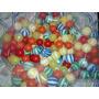 Pelotas Plásticas Para Relleno Para Piñata O Piscina 30unida