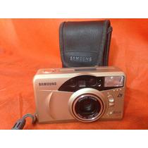 Câmera Fotográfica Samsung Rocas-110 25mm C/ Estojo Leia