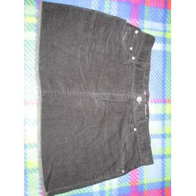 Minifalda Negra M Blugirl