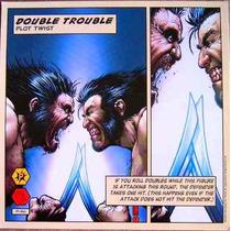 Wolverine / Marvel Comics / Cards Y Mega Tarjetas Showdown