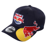 Boné New Era 3930 Summer Red Bull Brasil