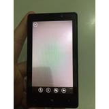 Nokia Lumia 820 - 4g Windows Phone 8 - Tela De Demonstração
