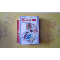 Juguete Set Maletin Doctor Vintage Nuevo