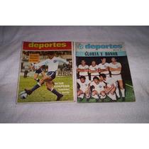 Deportes.antiguas Revistas Deportivas Uruguayas 1971.leer.