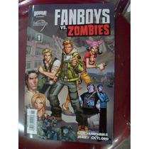 Fanboys Vs Zombies #1 Y 2 N Español Nvio Grats Edit. Kamite
