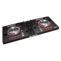 Controlador Mixtrack Pro 3 Numark Dj Con Placa De Sonido Cue