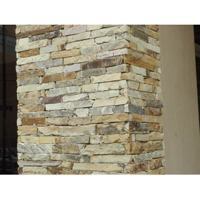 Revestimientos piedra bariloche pisos paredes y - Revestimiento piedra natural ...