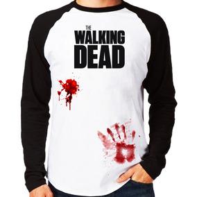 Camiseta Blusa Twd The Walking Dead Camisa Temporada