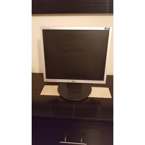 Monitor Computadora Lg Plano Flatron 17