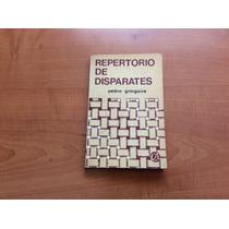 Libro Repertorio De Disparates