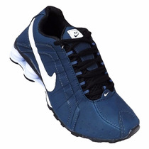 Tenis Nike Shox Junior 4 Molas Original Na Caixa