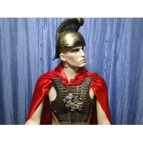 Roupa Fantasia De Romano Gladiador Cavaleiro Medieval