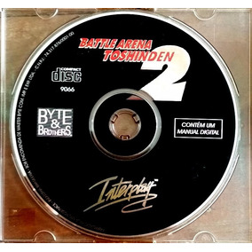 Battle Arena Toshinden 2 - Game Pc Antigo Raro Original!