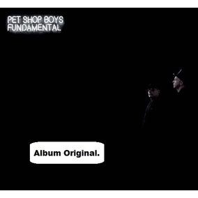Pet Shop Boys - Fundamental - Original/ Sellado.-