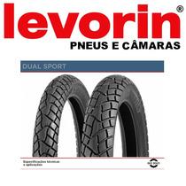 Pneu Traseiro 120/80-18 Levorin D.sport Xr250/xre300/xtz250