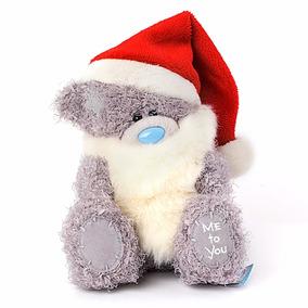 Osito Me To You - Tatty Teddy Vestido De Santa Claus 15 Cm