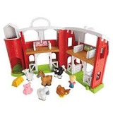 Fisher Price Granja Sonidos Divertidos Little People