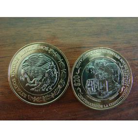 Monedas Conmemorativas De México $20 2017!!!