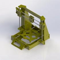 Projeto Impressora 3d (graber I3 - Modificada)