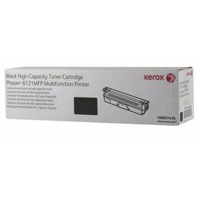 Multifuncional Phaser 6121 Xerox Toner Negro No. 106r01476