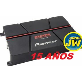 Potencia Pioneer Gm-a5702 Punteable 2 Canales 1000w Nuevo