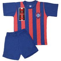 Pijama Club San Lorenzo Casla Equipo Oficial Futbol Niños