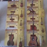 Instrumentos Musicais Miniaturas Coleção Salvat