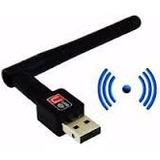 Adaptador Usb Wireless 802.11n Antena Nfe