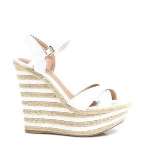 Sandália Zariff Shoes Plataforma Feminino 16008 | Zariff