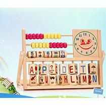 Juguete Los Niños Kids Learning Desarrollo Versátil Flap Áb