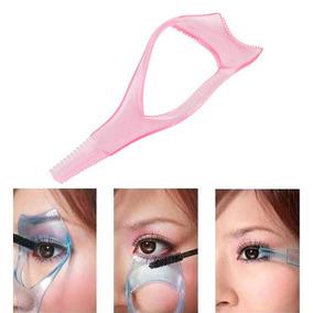 Suporte Protetor 3 Em 1 Aplicação Makeup Máscara De Cilios