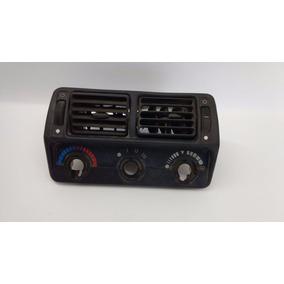Moldura Controle Difusor D Ar Central P Ford Escort Original