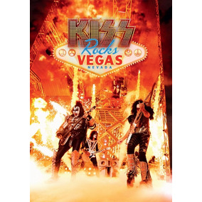 Kiss Rock Vegas Cd + Dvd Nuevo Original En Stock