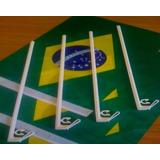 Haste De Bandeira Para Vidro De Carro / Bandeirinhas