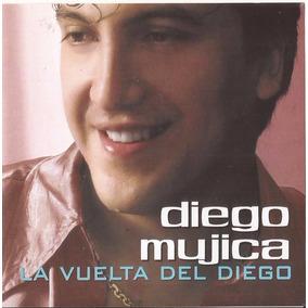 Diego Mujica Cd La Vuelta Del Diego Cd 2003 Nuevo Cumbia