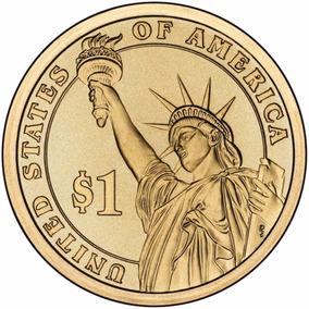 Estados Unidos 1 Moeda De 1 Dólar George Washington Fc Nova