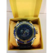 Relógio Masculino Barato Importado Marca Famosa Hora É Data