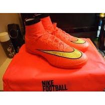 Nike Súperfly Red Tipo Bota Suela Multiusos
