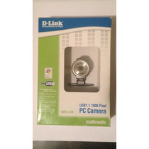 Web Cam Camara Web D-link Dsb-c120. Dlink
